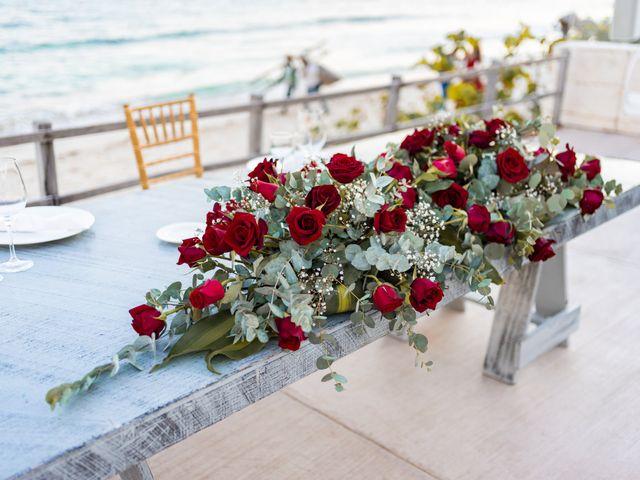 La boda de Adrián y Alejandra en Cancún, Quintana Roo 82
