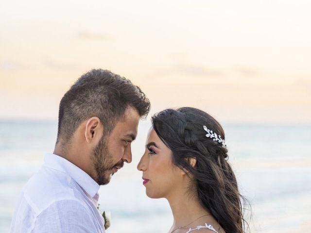 La boda de Adrián y Alejandra en Cancún, Quintana Roo 85