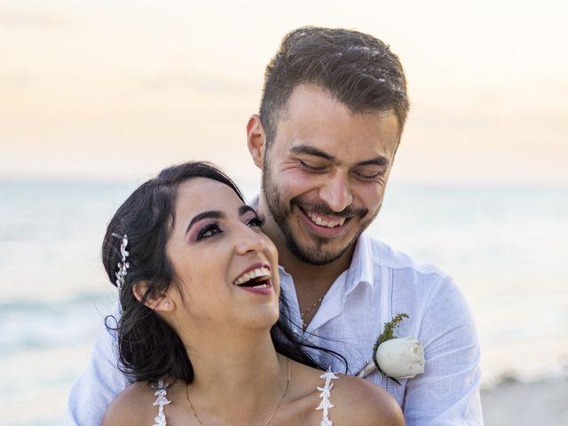 La boda de Adrián y Alejandra en Cancún, Quintana Roo 87