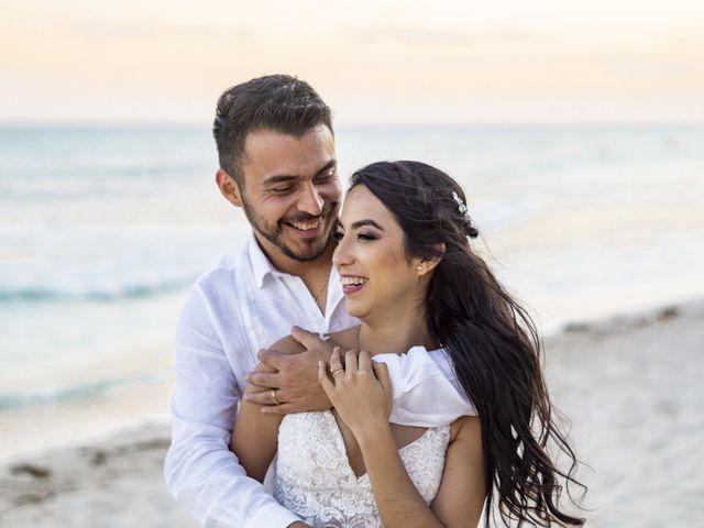 La boda de Adrián y Alejandra en Cancún, Quintana Roo 88
