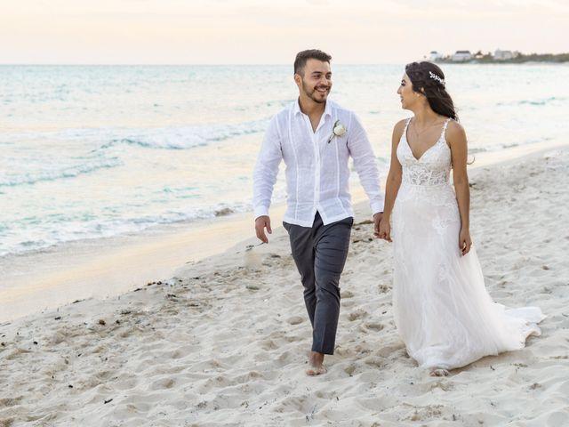 La boda de Adrián y Alejandra en Cancún, Quintana Roo 89
