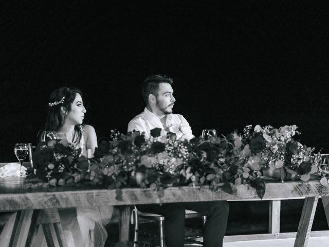 La boda de Adrián y Alejandra en Cancún, Quintana Roo 93