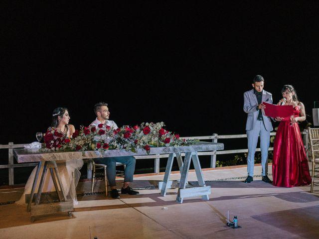 La boda de Adrián y Alejandra en Cancún, Quintana Roo 94