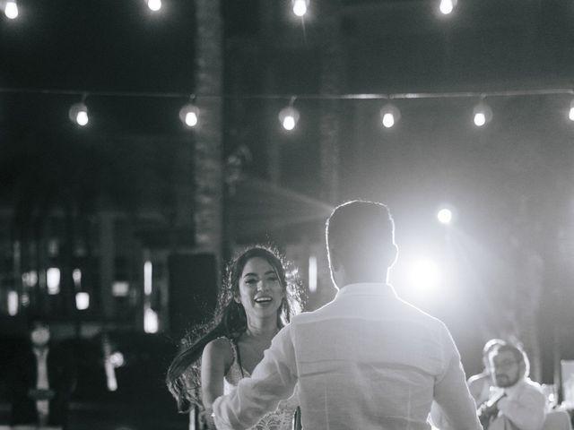 La boda de Adrián y Alejandra en Cancún, Quintana Roo 97