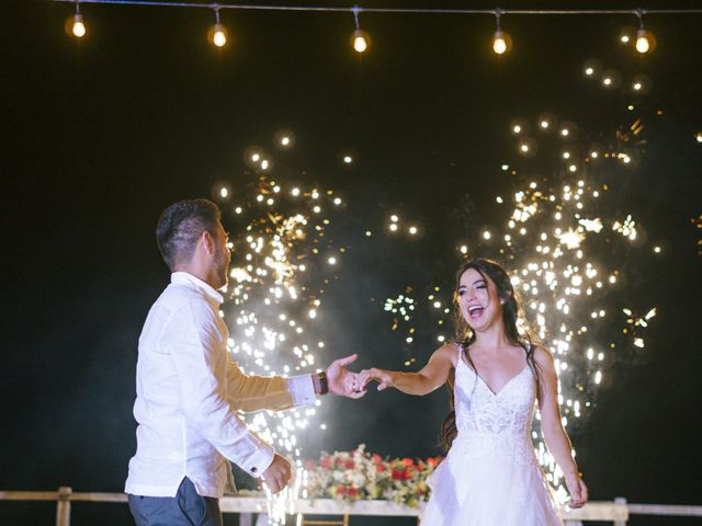La boda de Adrián y Alejandra en Cancún, Quintana Roo 100
