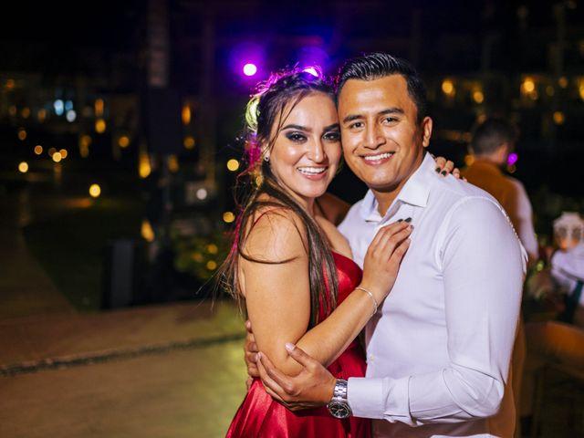 La boda de Adrián y Alejandra en Cancún, Quintana Roo 104
