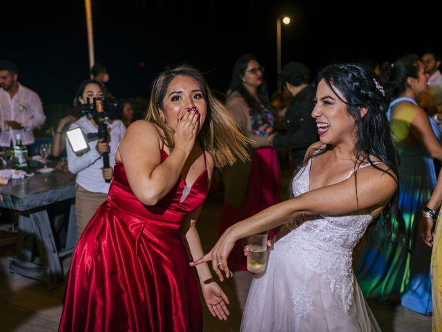 La boda de Adrián y Alejandra en Cancún, Quintana Roo 105