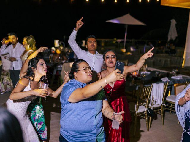 La boda de Adrián y Alejandra en Cancún, Quintana Roo 107