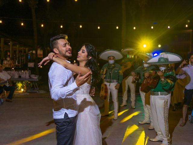 La boda de Adrián y Alejandra en Cancún, Quintana Roo 113