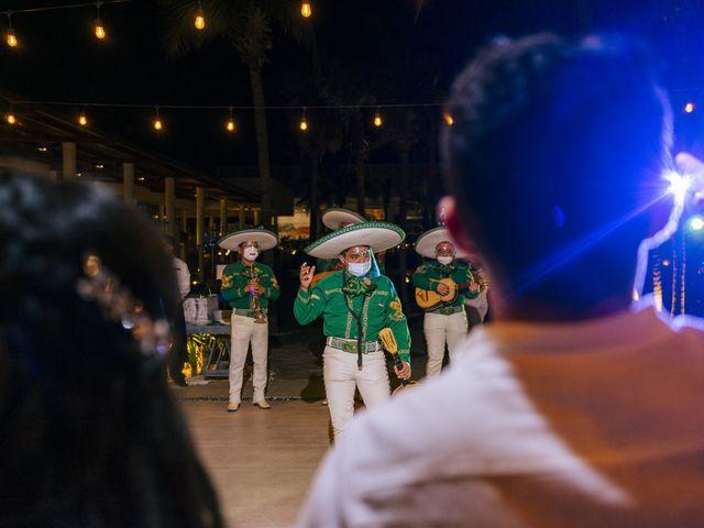 La boda de Adrián y Alejandra en Cancún, Quintana Roo 115