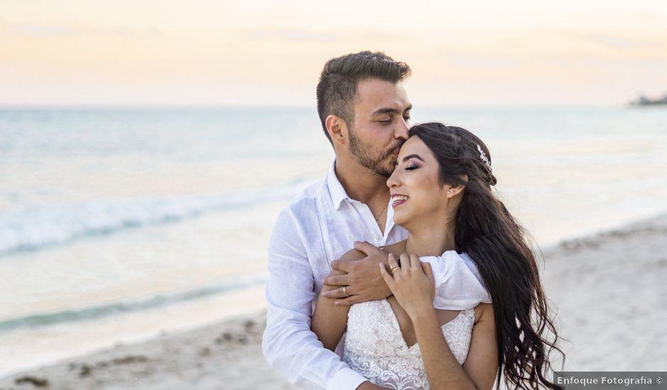 La boda de Adrián y Alejandra en Cancún, Quintana Roo