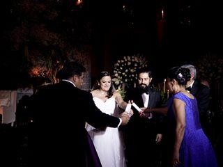 La boda de Paty y Miguel 1