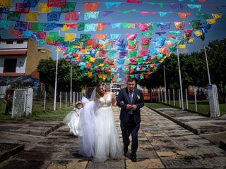 La boda de Nicole y Eduardo