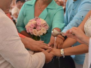 La boda de Marai Viridiana y Ahuitzol Alanis 1