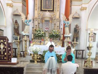 La boda de Marai Viridiana y Ahuitzol Alanis 3