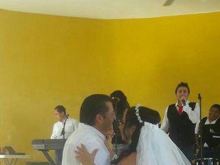 La boda de Fátima  y Federico  2