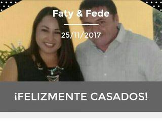 La boda de Fátima  y Federico  3