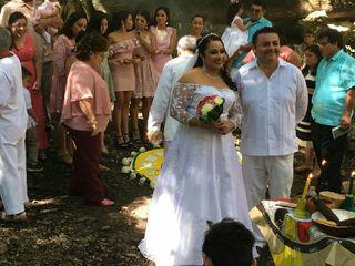 La boda de Fátima  y Federico