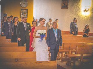 La boda de Fanny y Erick 2