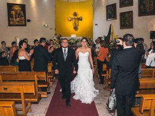 La boda de Fanny y Erick