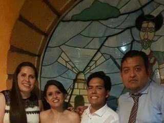 La boda de Ariathne  y Guillermo 1