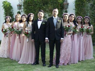 La boda de Hugo  y Esteban  3