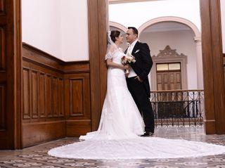 La boda de Perla y Argenis 3