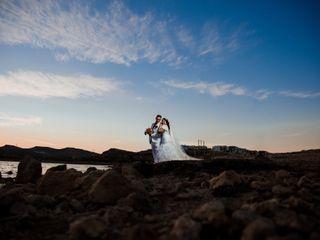 La boda de Vanessa y Heriberto