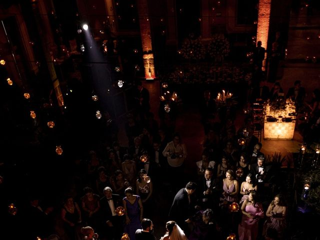 La boda de Miguel y Paty en Miguel Hidalgo, Ciudad de México 4