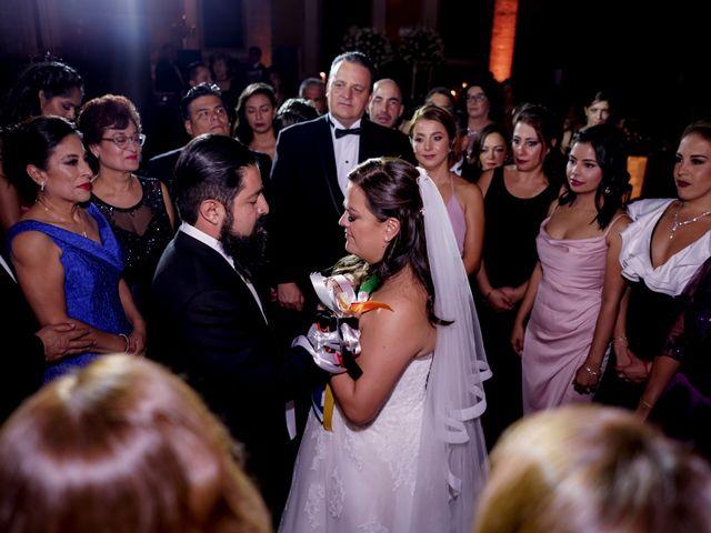 La boda de Miguel y Paty en Miguel Hidalgo, Ciudad de México 3