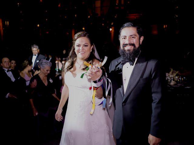 La boda de Miguel y Paty en Miguel Hidalgo, Ciudad de México 10