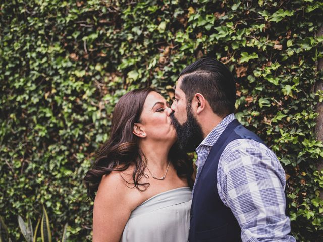 La boda de Miguel y Paty en Miguel Hidalgo, Ciudad de México 37