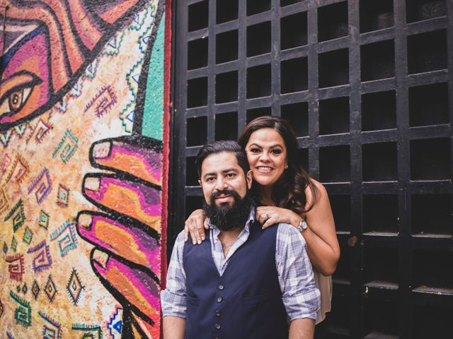 La boda de Miguel y Paty en Miguel Hidalgo, Ciudad de México 40