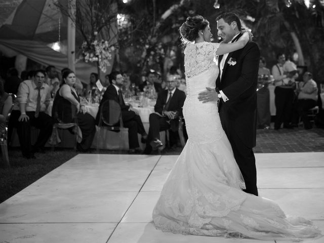 La boda de Carolina y Rodrigo