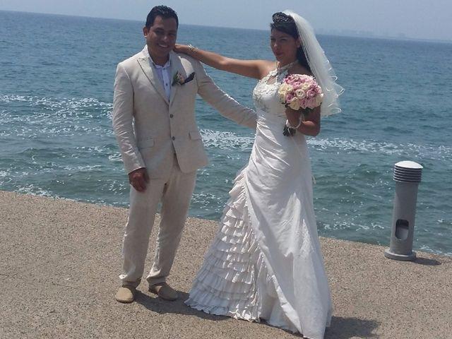 La boda de Marai Viridiana y Ahuitzol Alanis