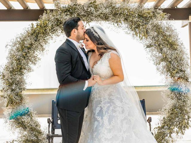 La boda de Jimena y Gualy