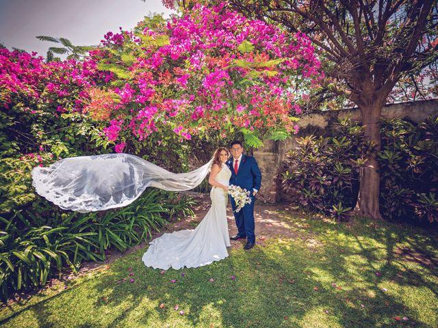 La boda de Alex y Alondra en Yautepec, Morelos 6