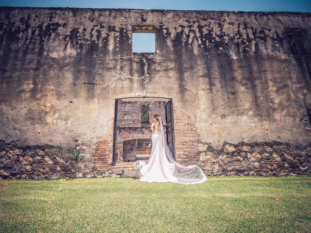 La boda de Alex y Alondra en Yautepec, Morelos 8