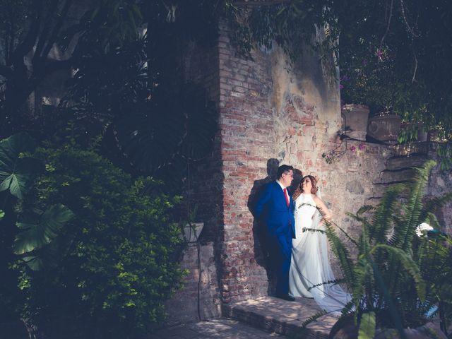 La boda de Alex y Alondra en Yautepec, Morelos 11
