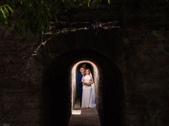 La boda de Alex y Alondra en Yautepec, Morelos 12