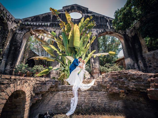 La boda de Alondra y Alex