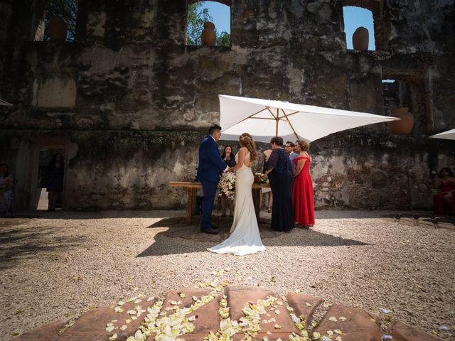 La boda de Alex y Alondra en Yautepec, Morelos 13