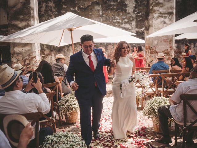 La boda de Alex y Alondra en Yautepec, Morelos 16