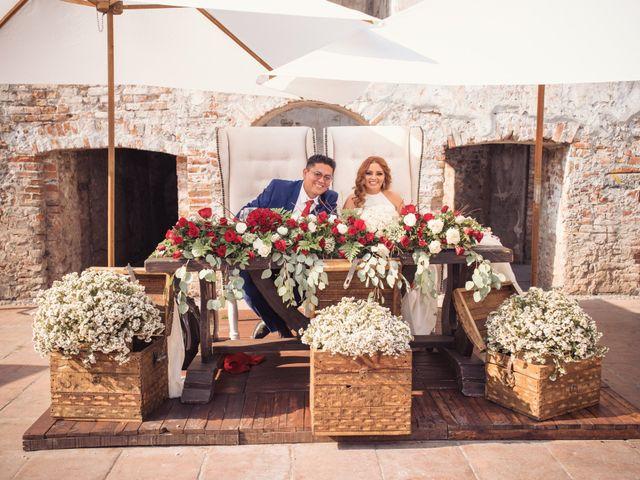 La boda de Alex y Alondra en Yautepec, Morelos 18