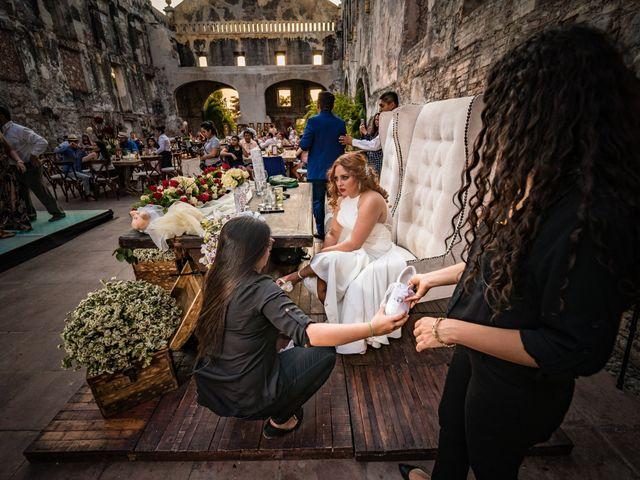 La boda de Alex y Alondra en Yautepec, Morelos 23