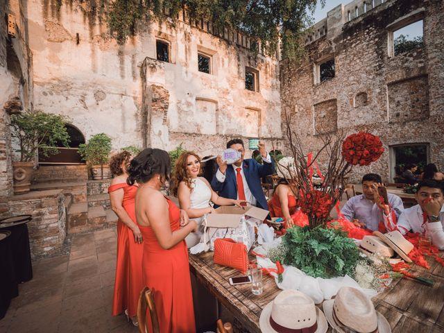 La boda de Alex y Alondra en Yautepec, Morelos 25