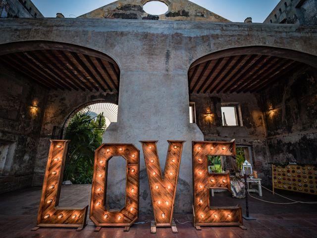 La boda de Alex y Alondra en Yautepec, Morelos 26