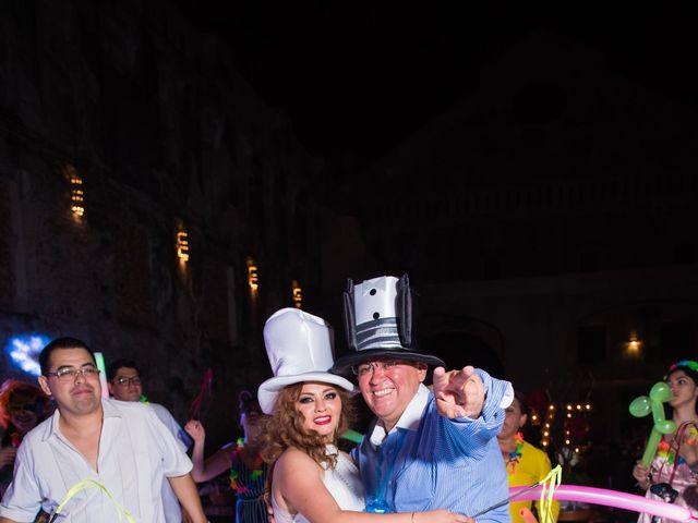 La boda de Alex y Alondra en Yautepec, Morelos 29