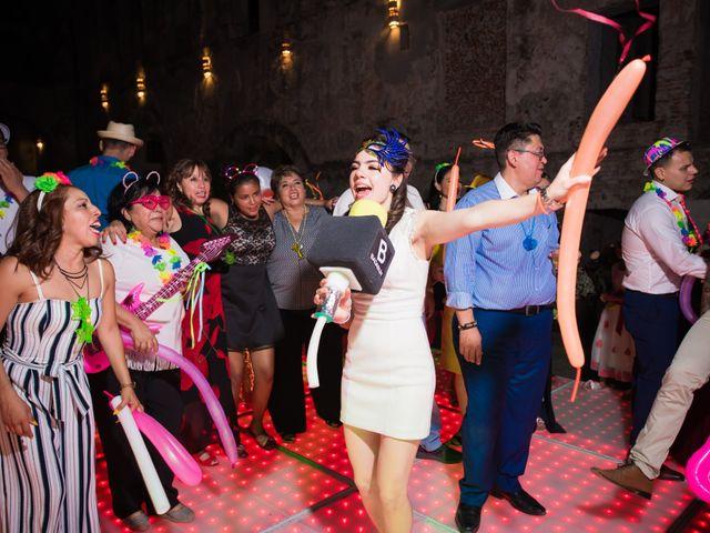 La boda de Alex y Alondra en Yautepec, Morelos 30