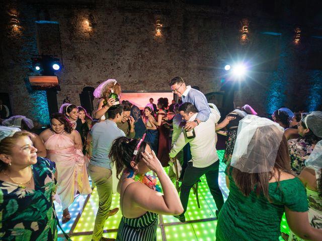 La boda de Alex y Alondra en Yautepec, Morelos 31